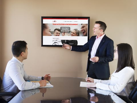 Virtual Team Building Concepts