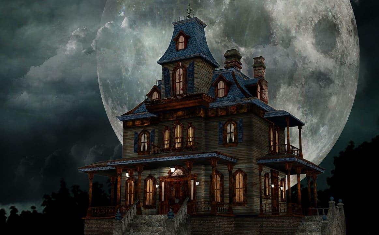 Halloween Murder Mystery!