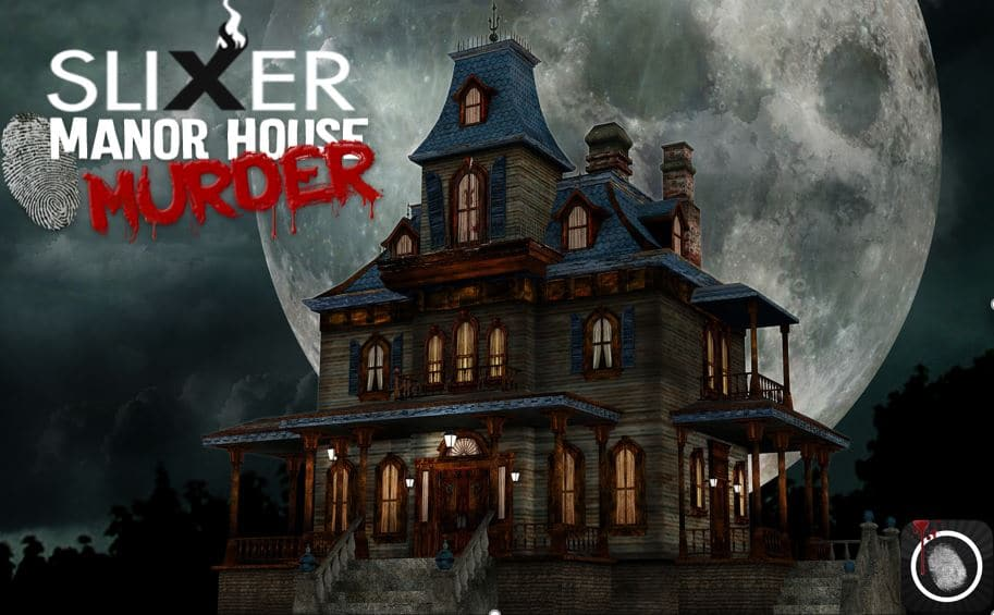 "NEW! ""Manor House Murder"""