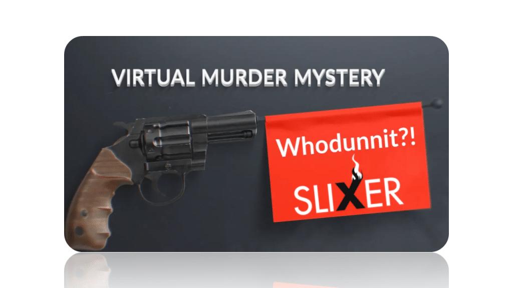 Virtual Murder Mystery Gun